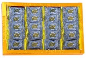 فروش گز بادامی زعفرانی