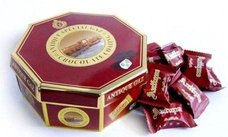 گز شکلاتی اصفهان